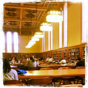 Library room two
